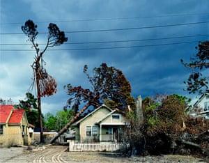 West End Boulevard, New Orleans, September 2005 by Robert Polidori