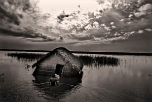 Water Tragedy: Climate Refugee of Bangladesh by Munem Wasif