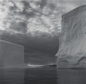 Iceberg #3, Disko Bay, Greenland by Lynn Davies