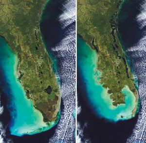 Florida under threat