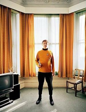'Jason' (or Captain Kirk)