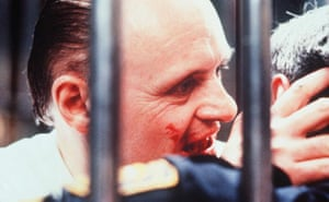 Hannibal Lecter in Silence of the Lambs