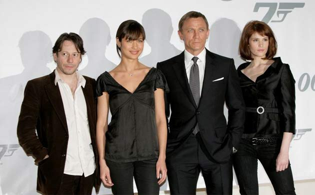 Gallery Who S Who In Bond 22 Film The Guardian