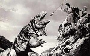 One Million Years BC (1940)