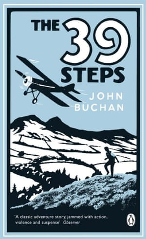39 Steps book cover