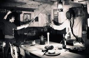 Penrith Tea Room Scene Script