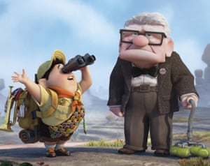 Still from Pixar's Up, which opens the 2009 Cannes film festival