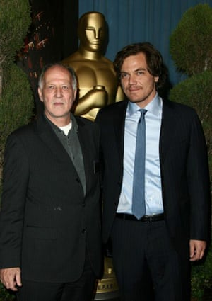 Werner Herzog and Michael Shannon