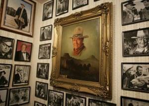 John Wayne birthplace interior