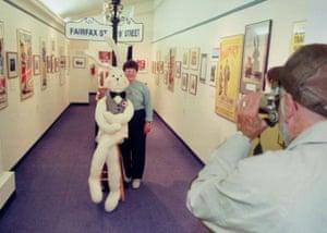 Jimmy Stewart museum interior