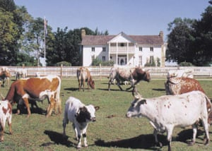 The Will Rogers Dog Iron Ranch & Birthplace Home
