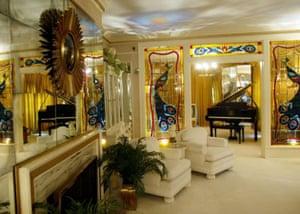 Graceland interior