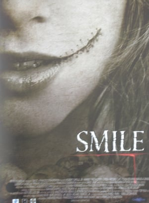 Cannes poster Smile
