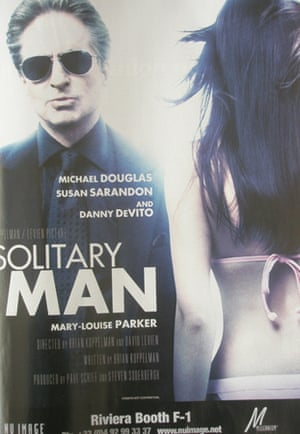 Cannes posters Solitary Man