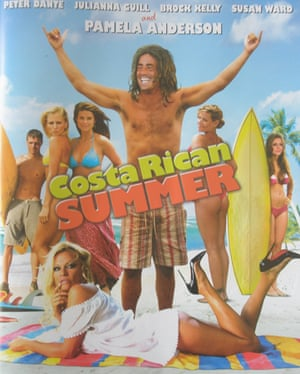 Cannes posters Costa Rican Summer