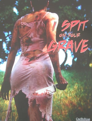 Cannes posters I Spit on your Grave