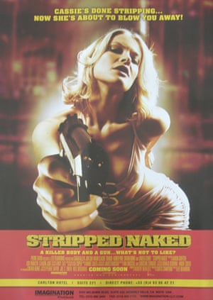 Cannes posters Stripped Naked