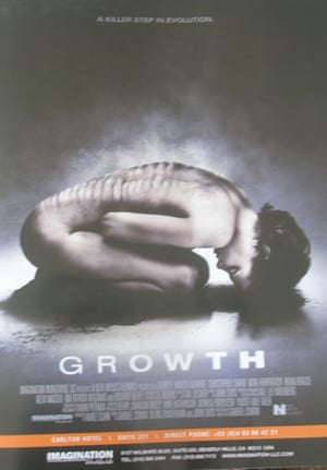 Cannes poster growth