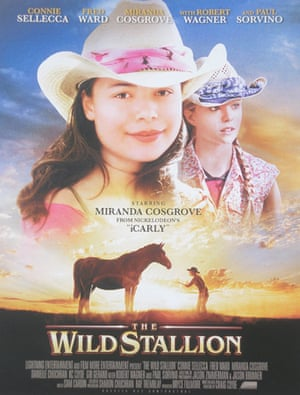 Cannes posters - Wild Stallion