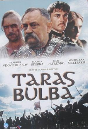 Cannes posters - Taras Bulba