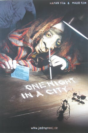 Cannes posters - One Night in the City