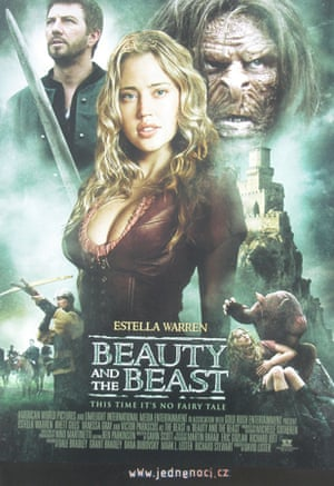 Cannes posters - Beauty and the Beast