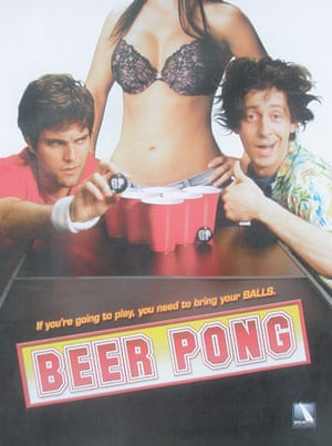 Cannes posters - Beer Pong
