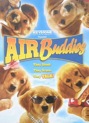 Cannes posters - Air Buddies