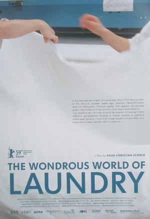 Cannes posters - The Wondrous World of Laundry