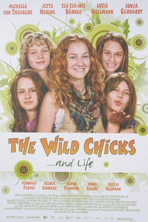 Cannes posters - Wild Chicks