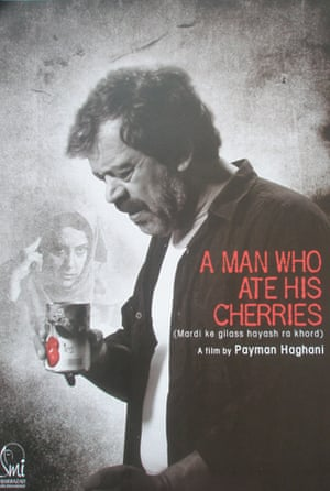 Cannes posters - A Man who ate his Cherries
