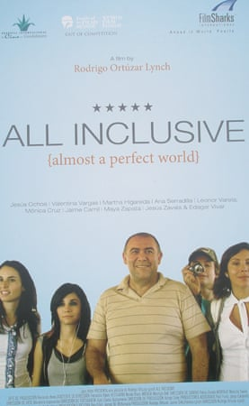 Cannes posters - All Inclusive