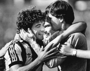 New signing Kevin Keegan is embraced by fans