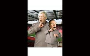 Sir Alex Ferguson's new assistant manager