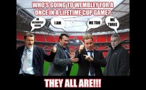 FA Cup semi-finalists