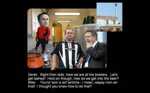 Newcastle fiasco