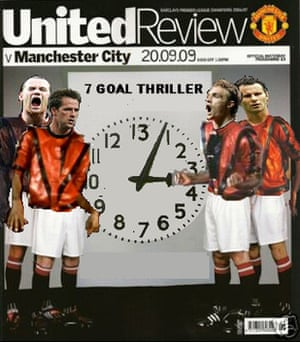 Manchester United injury time