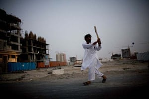 Dubai labour camps