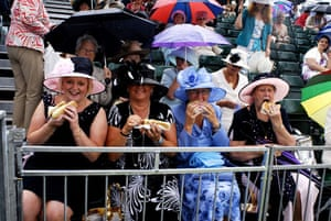 Ladies from Chesterfield visit Ascot