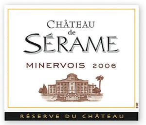 Château de Sérame Minervois