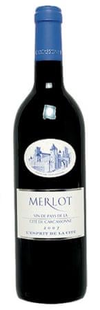 Vin de Pays de la Cité de Carcassonne Merlot