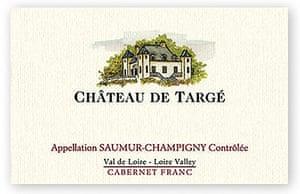 Saumur Champigny Les Tuffeaux