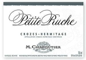 Crozes-Hermitage La Petite Ruche