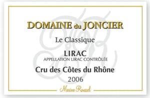 Domaine du Joncier Rouge