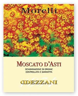 Morelli Moscato d'Asti
