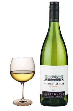 Mission Estate Hawke's Bay Chardonnay