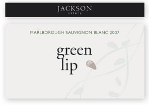 Jackson Estate Green Lip