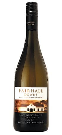 Fairhall Downs Single Vineyard