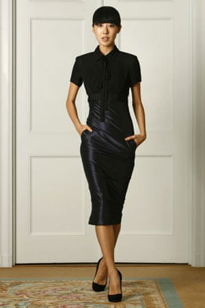 Victoria Beckham's Spring/Summer 2009 collection