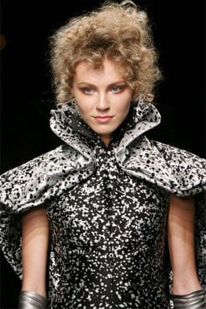 Chakra haute couture show